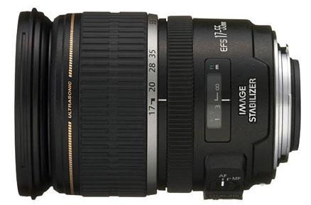 佳能 EF-S 17-55mm F2.8 IS usm-最优化方案 热门单反单电镜头搭配推